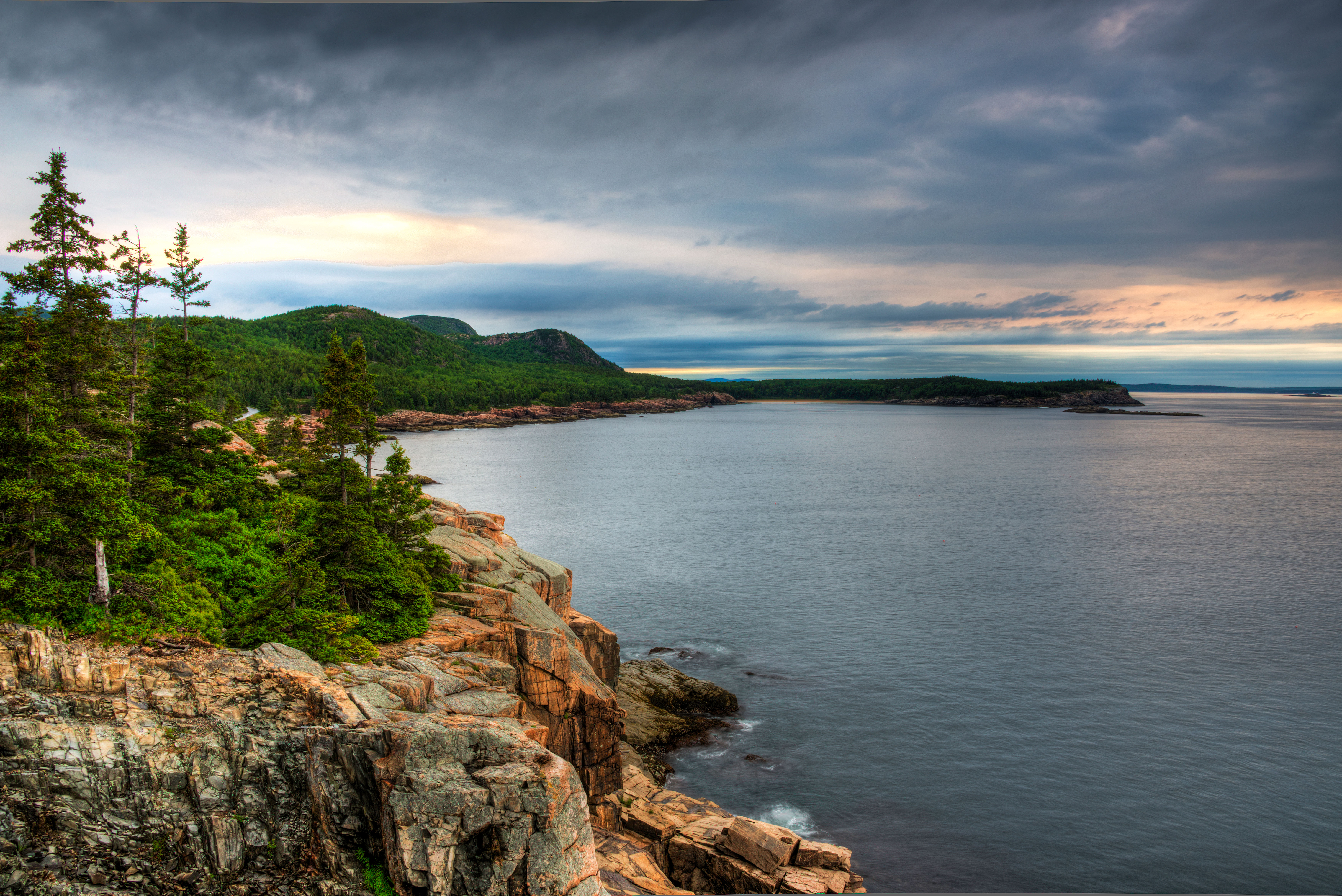 Maine A grapher's Paradise