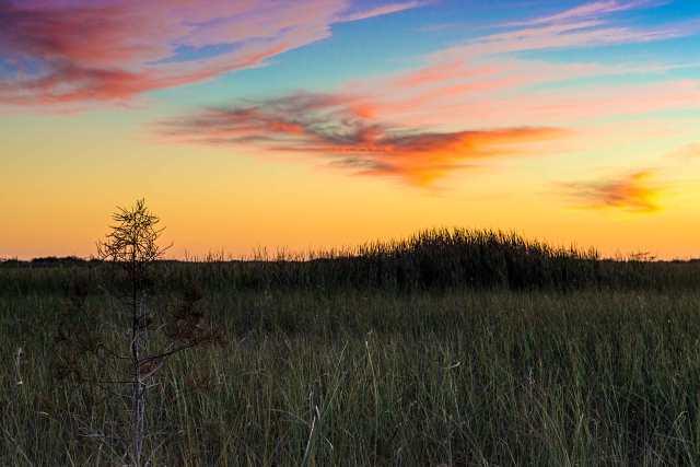 Sunset-at-the-Evergaldes